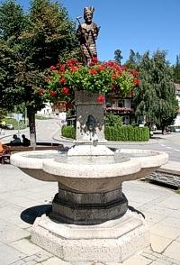 Der Dengelebrunnen